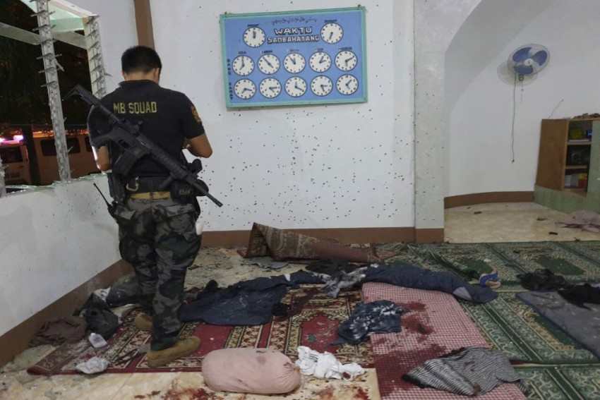 Grenade Attack In Philippine Mosque Kills Two Muslim Teachers
