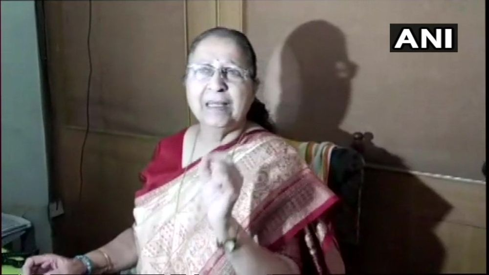All Parties Assured Cooperation For Smooth Functioning Of Lok Sabha: Speaker Sumitra Mahajan