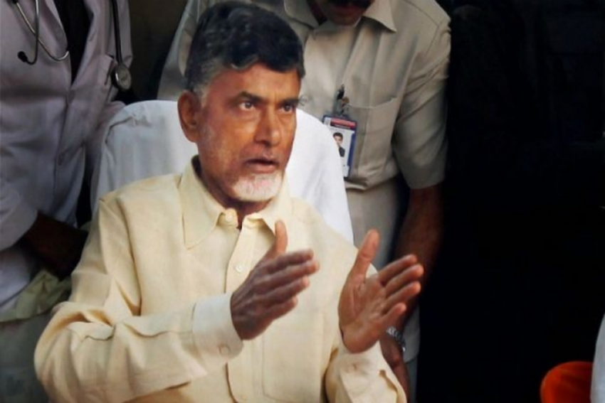 Andhra Pradesh CM Calls For Protest On Budget Day, Says Will Be 'Black Day' For State