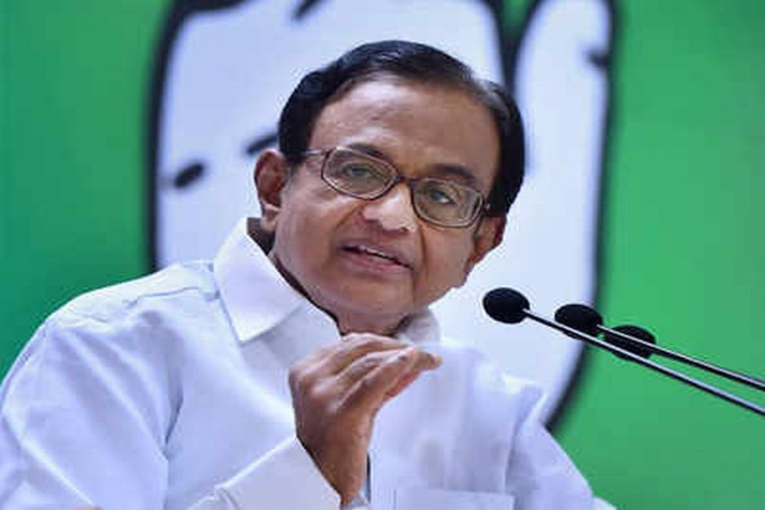 Announcement On Minimum Income A Turning Point In Lives Of The Poor: P Chidambaram