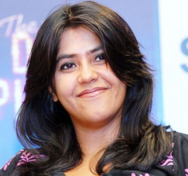 Ekta Kapoor Becomes A Mom Through Surrogacy, Names Son After Her Dad
