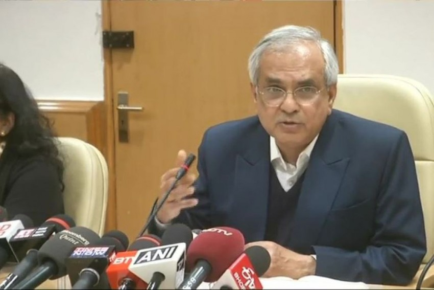 Report Saying Unemployment At '45-Year High' Not Verified, Data Still Being Processed: NITI Aayog