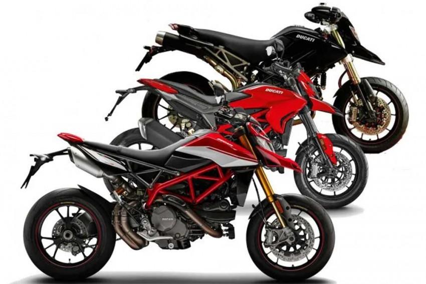 Ducati Hypermotard Through The Years: Evolution Of The Italian Supermotard