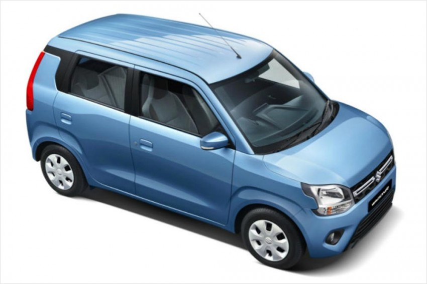 New Maruti Suzuki Wagon R Variants In Images: Lxi, Vxi, Zxi