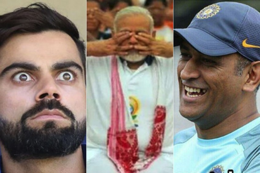 Crazy Reactions! Twitter Goes Wild As Shambolic Batting Results In India's Defeat