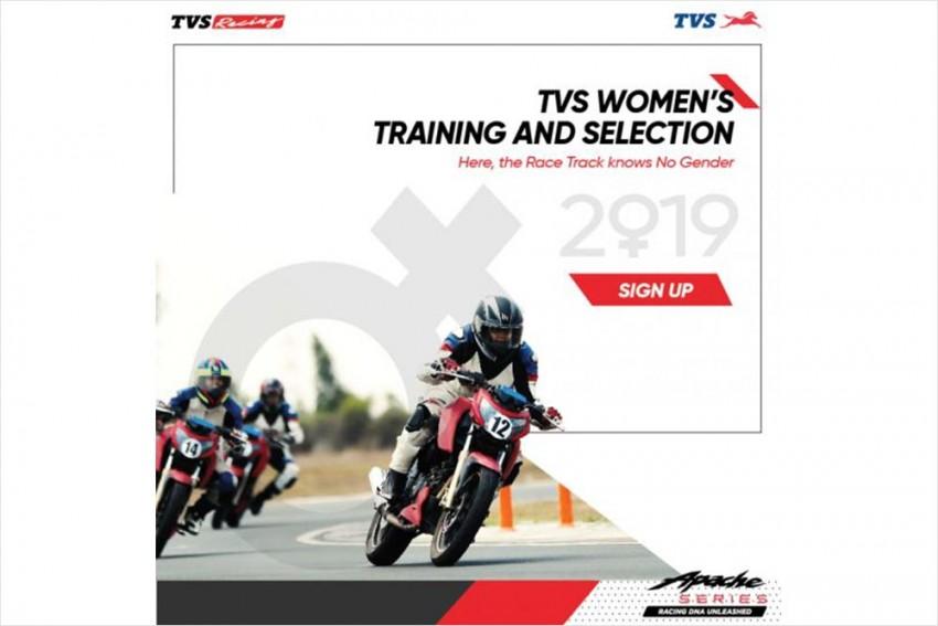 2019 TVS Ladies One Make Championship Registrations Open