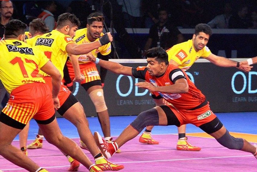Pro Kabaddi League 2018-19: Bengaluru Bulls Beat Gujarat Fortunegiants 38-33 To Win Maiden Title