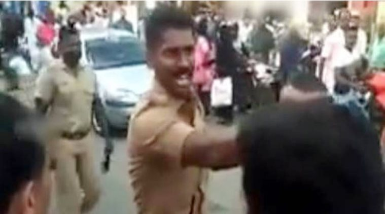 Tamil Nadu Cop Dares Sabarimala Protesters To Attack Bus During Kerala Hartal, Video Goes Viral
