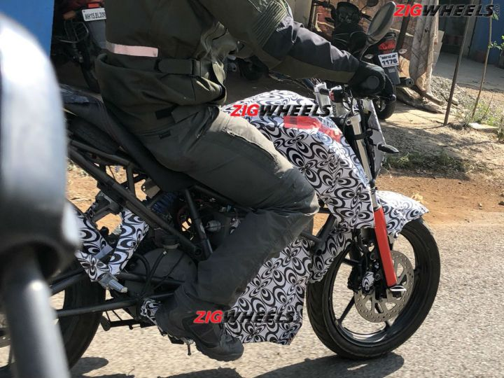 Exclusive: Tork T6X Spied Testing For The First Time