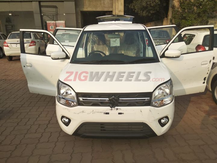 New Maruti Wagon R 2019 To Get Touchscreen, New Engine