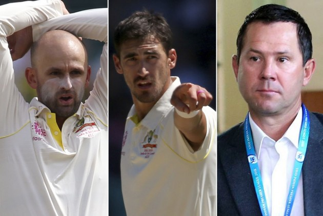 India's Tour Of Australia: Angry Ricky Ponting Roasts Nathan Lyon, Mitchell Starc For Surrendering Meekly