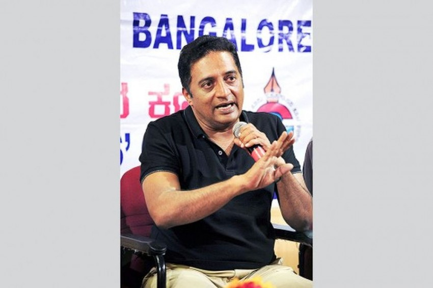 Prakash Raj To Contest Lok Sabha Elections From Bengaluru Central