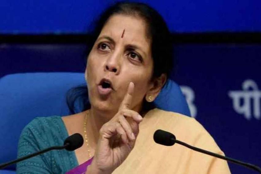 Shame That Congress President Is 'Spreading Lies': Sitharaman Responds To Rahul Gandhi