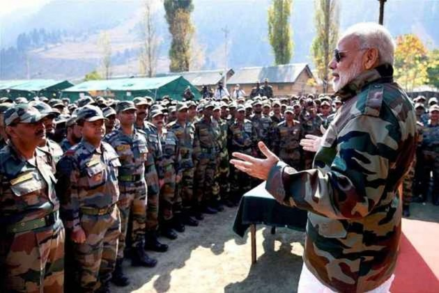 Parliament Panel Headed By BJP MP Slams Modi Govt For Inadequate Fund Allocation For Armed Forces