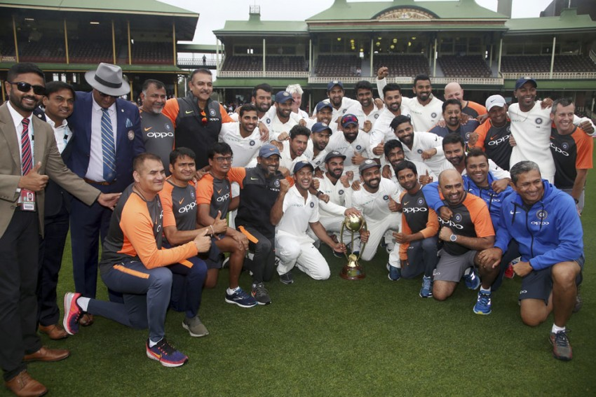 Don't Go By 2-1 Scoreline, It Doesn't Tell How Much India Dominated Australia In Test Series