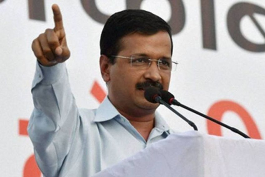 Time To Throw Out Modi Govt's Dictatorial, Undemocratic Regime: Kejriwal