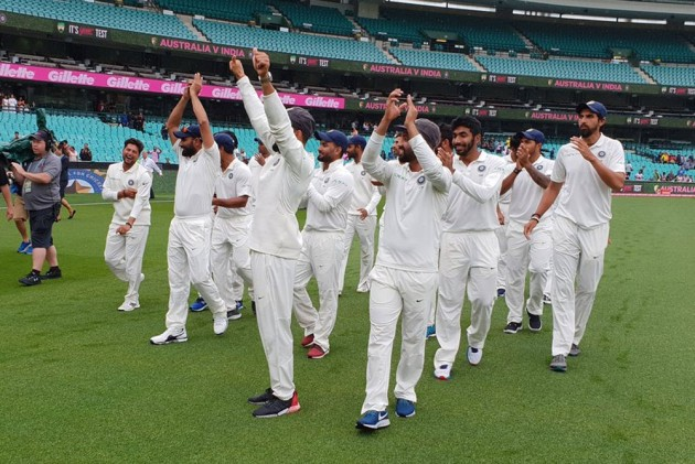 Lists Of India's Test Series And Wins In Australia