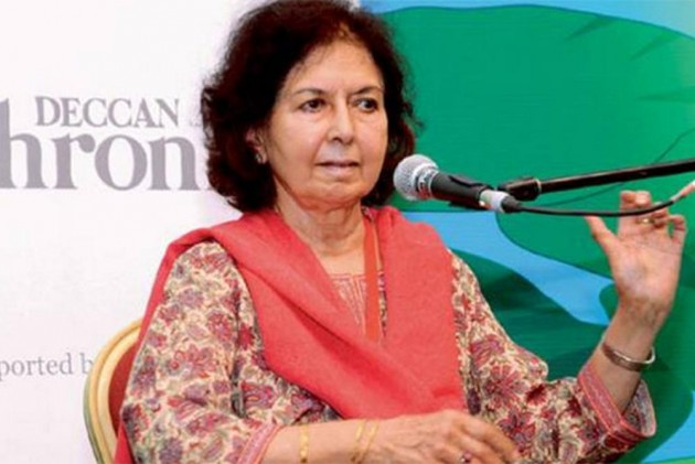 Author Nayantara Sahgal Dropped From Lit Meet, Raj Thackeray Says 'Not Against Inviting Her'
