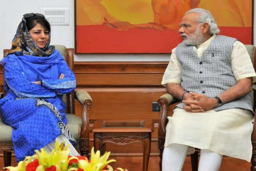 Alliance With BJP Was Like Taking 'Glass Of Poison', Says Mehbooba Mufti