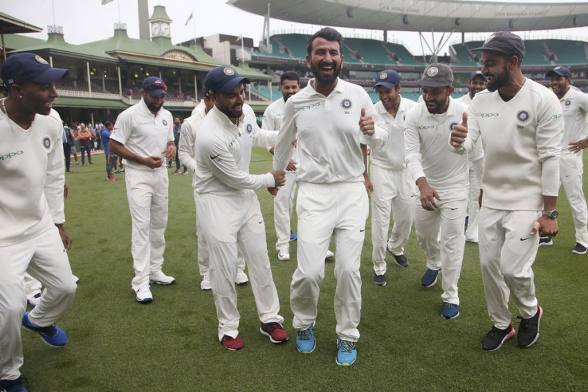 Twitter Flooded With Congratulatory Messages After India's 1st Ever Test Series Win In Australia