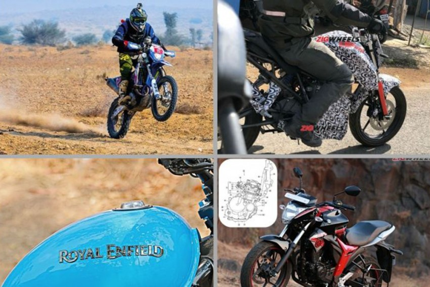 Motorcycle News Of The Week: Royal Enfield Trials 350, Tork T6X Spied, Suzuki Gixxer 250 Details Leaked & More