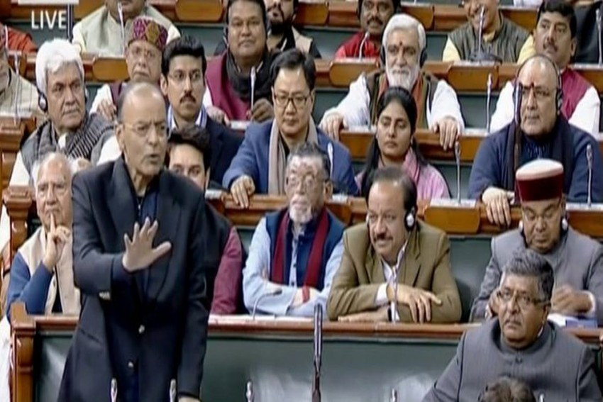 Every Political Party Supported Quota For Poor In General Category, Says Arun Jaitley