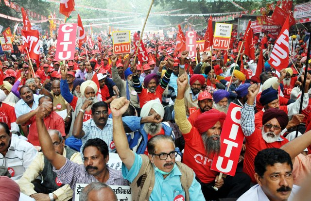 Schools, Transport, Banking Services To Be Hit As Trade Unions Start 2-Day Nationwide Strike