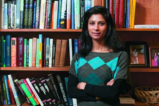 Gita Gopinath Joins IMF As First Woman Chief Economist
