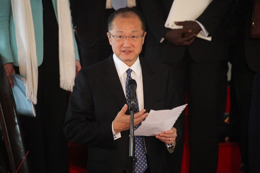 World Bank President Resigns Three Years Before Term End