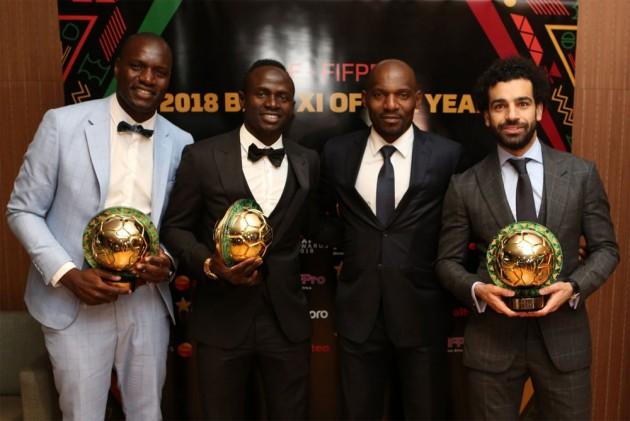 Egyptian Mohamed Salah Again Voted Africa's Best Footballer
