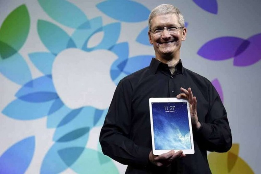 Apple Boss Tim Cook Got A 22% Raise In 2018. Here's How Much He Earned
