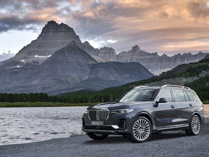 BMW X7, X4 Launch This Year; To Be Locally Assembled