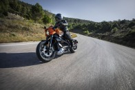 More Details Of Harley's Electric Muscle Bike Emerge