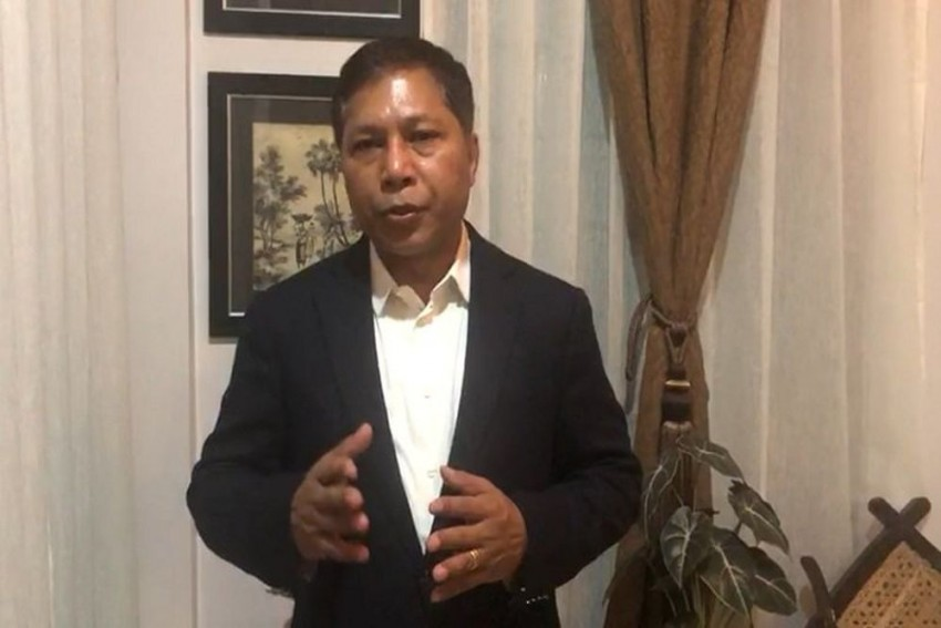 Citizenship Bill Biggest Betrayal To People Of North East: Former Meghalaya CM Mukul Sangma