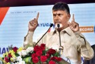Modi Misusing Democratic, Constitutional Institutions Against His Political Adversaries: Chandrababu Naidu
