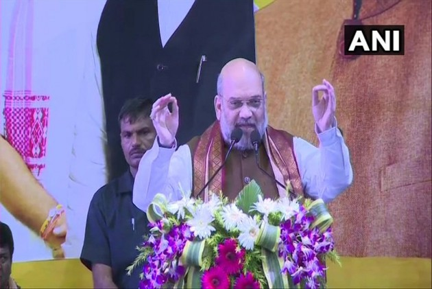 Hindu, Buddhist, Sikh, Jain Refugees Won't Leave India, They Will Get Citizenship: Amit Shah In Bengal