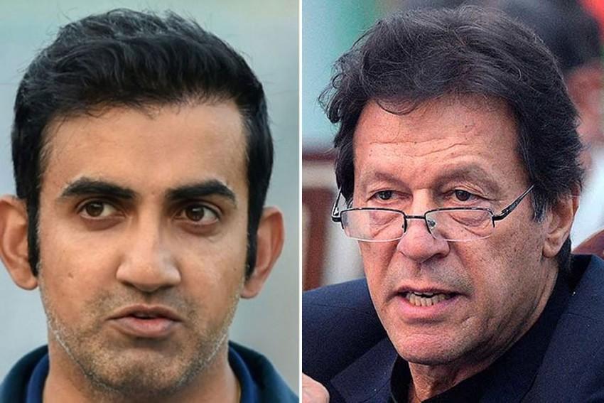 Gautam Gambhir Goes Ballistic, Tears Imran Khan Apart Then Dismisses Pakistan's Invitation To Manmohan Singh