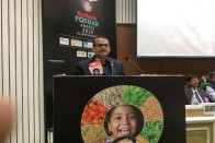 With The Prime Minister's Poshan Abhiyaan, As Nutrition Turned Into A Headline Issue, Outlook Picked Up The Scent Of The Story, Says Indranil Roy, Chief Executive Officer Of The Outlook Group