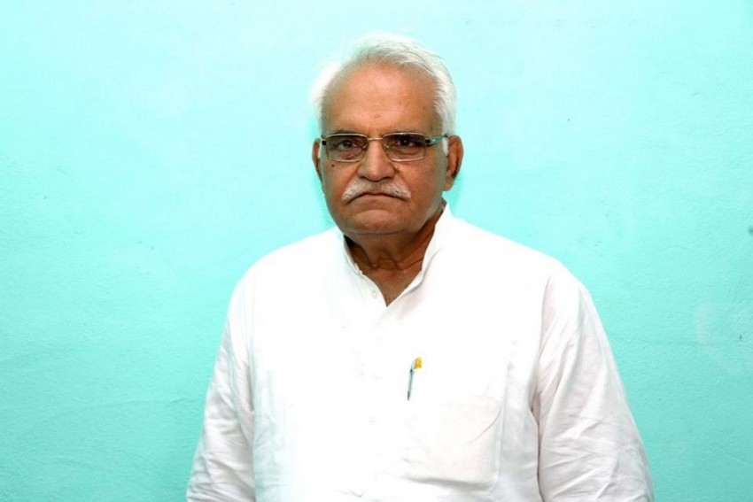 Haryana: Congress MLA Anand Singh Dangi Files Nomination Before Party's Candidate List
