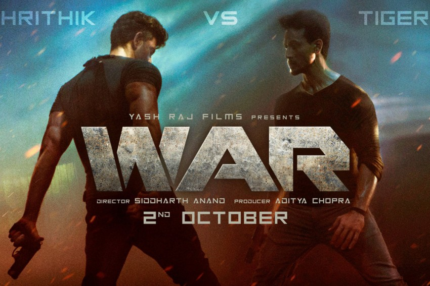 Hrithik Roshan-Tiger Shroff Combo Makes 'War' Combustible But Faces A Southern Challenge