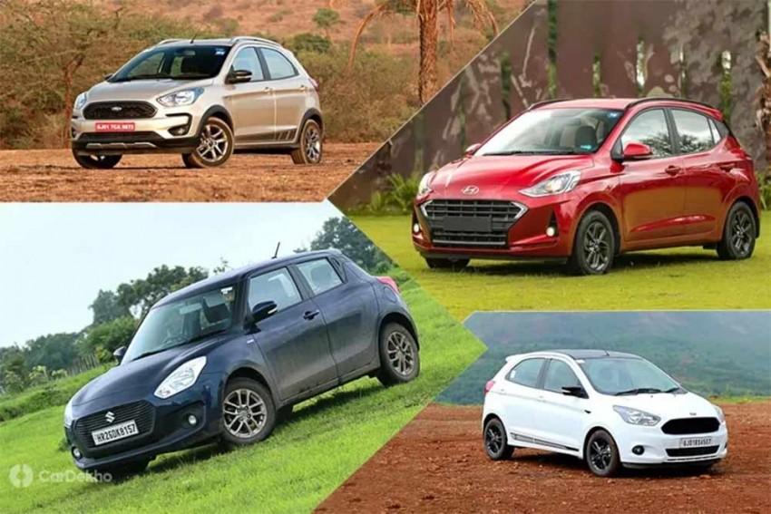 Maruti Swift vs Hyundai Grand i10 Nios vs Ford Figo vs Ford Freestyle: Space Comparison