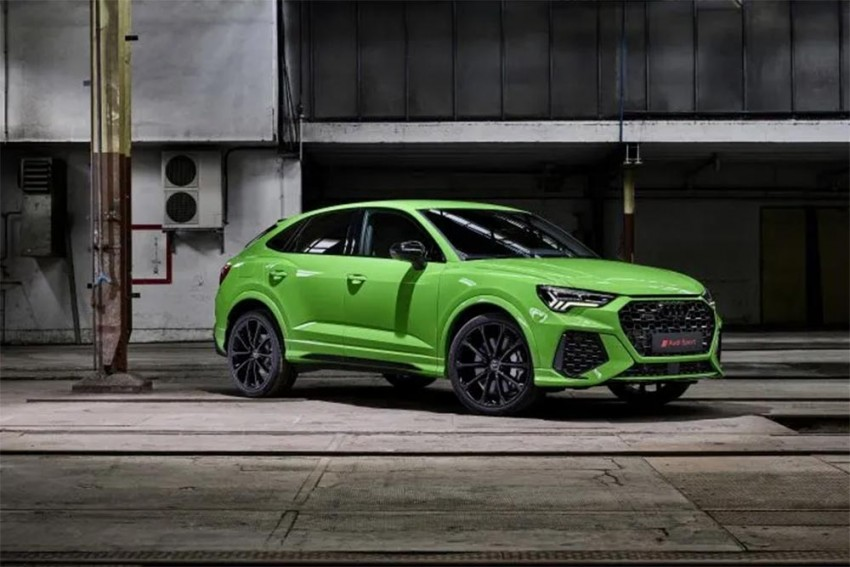 The 2020 Audi RS Q3 Teaches Us the Meaning Of Oomph