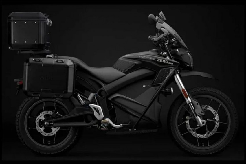 Zero Motorcycles Brings Us The World's First Electric Adventure Tourer
