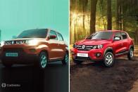 Maruti S-Presso vs Renault Kwid: In Pics