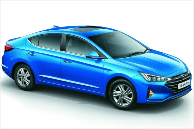 Hyundai Reveals Facelifted 2019 Elantra For India, Launch On 3 October