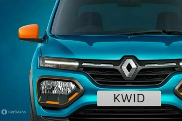 Renault Teases Kwid Climber Facelift Ahead Of October Launch