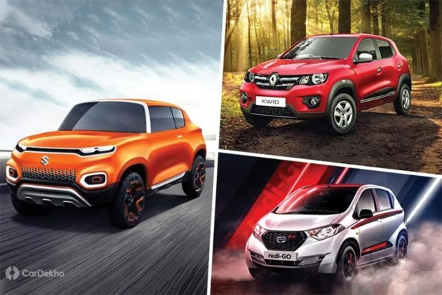 Maruti S-Presso vs Renault Kwid vs Datsun redi-GO: Specification Comparison
