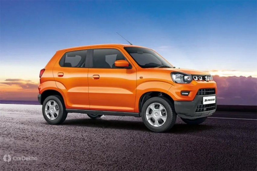 Maruti S-Presso Fully Revealed Ahead Of Launch