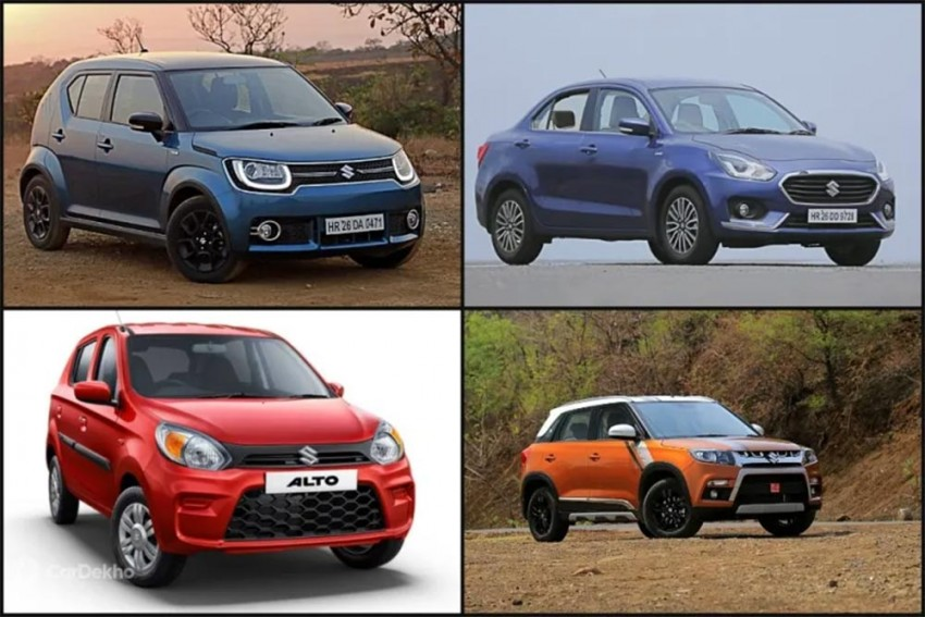 Maruti Suzuki Cars Get More Affordable After Corporate Tax Cuts