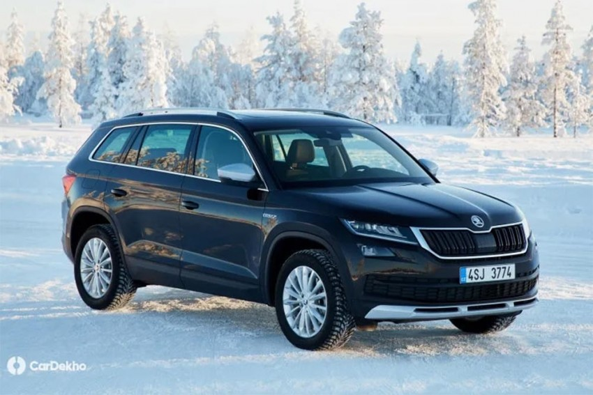 Skoda Kodiaq Scout To Launch On September 30